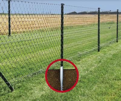 Tyče na plot